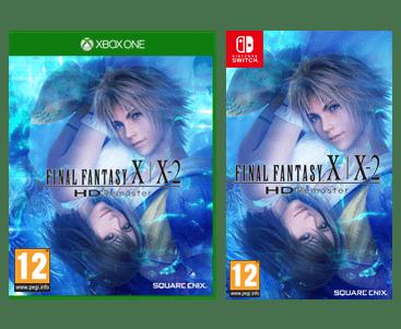 final fantasy x xbox one